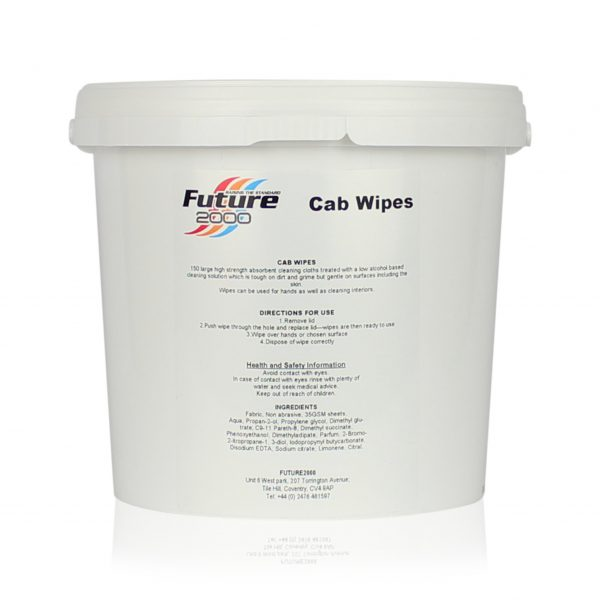 Cab Wipes